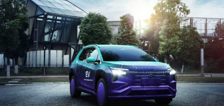 Mitsubishi розсекретила свою новинку Airtrek 2022
