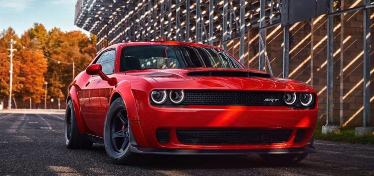 Dodge готує найшвидший електромобіль Challenger Demon