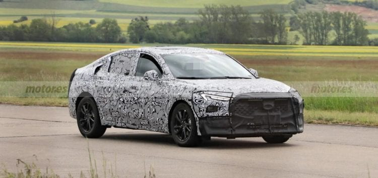 Дизайнери показали свою версію нового Ford Mondeo