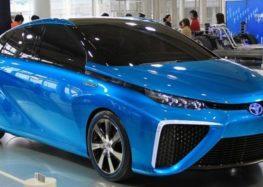 Toyota вироблятиме водневі двигуни для серійних авто