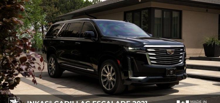 З нового Cadillac Escalade зробили броньовик