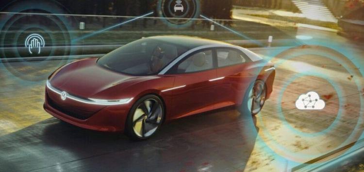 Електрокари Volkswagen будуть оснащені автопілотом п'ятого рівня