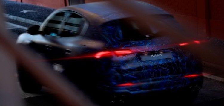 Maserati тестує новий кросовер Grecale