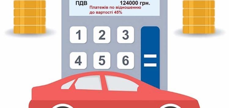 """В Україні тестують онлайн-калькулятор розмитнення """"євроблях"""""""