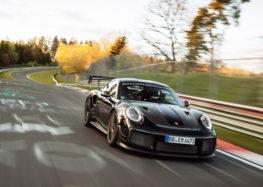 Porsche 911 GT2 RS поставив новий рекорд Нюрбургринга (відео)