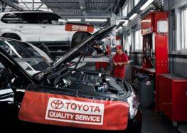 """Toyota створила """"довічну"""" гарантію"""