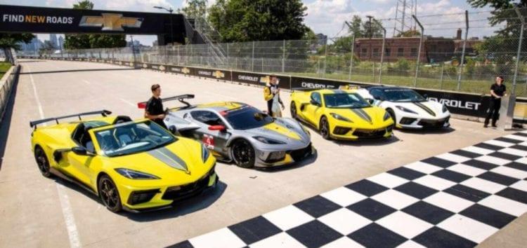 Chevrolet презентувала оновлений Corvette 2022