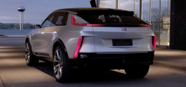 Cadillac продемонструвала Lyriq