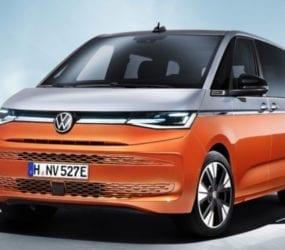 VW представив новий Multivan