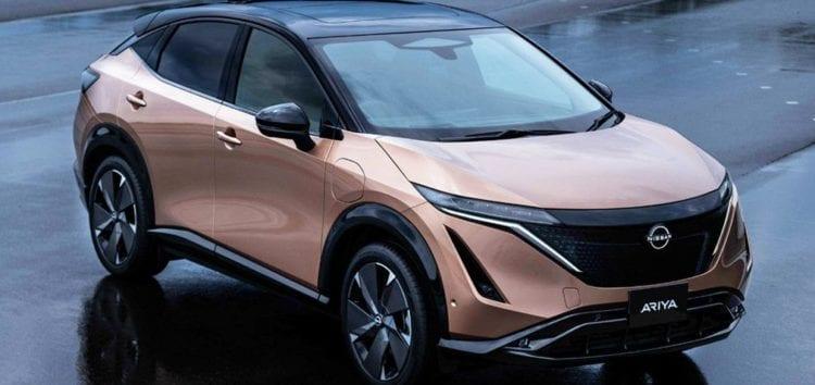 Nissan почав продавати Ariya