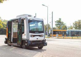 У Німеччині тестують безпілотні електробуси (відео)