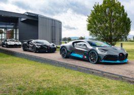 Rimac знову може поглинути Bugatti