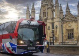 У Кембриджі випробовують безпілотний автобус