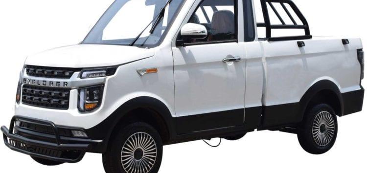 У Китаї створили електромобіль за $ 2000