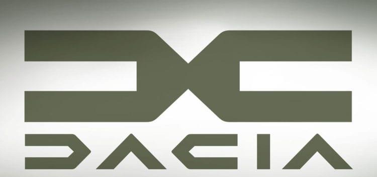 Dacia міняє логотип