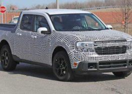 Незабаром вийде потужний Ford Maverick