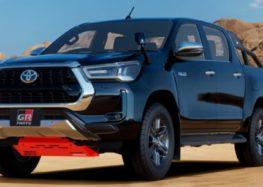 Toyota готує оновлений HiLux