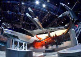 Літаючий Hyundai чекаємо раніше