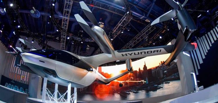 Летающий Hyundai ждем раньше