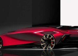 General Motors показав рендери автомобіля без дверей