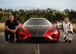 """Koenigsegg розробляє """"вулканічне"""" пальне"""