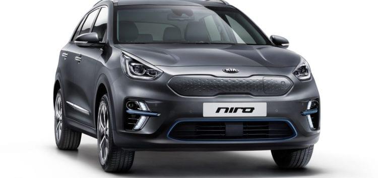 Новий Kia Niro був помічений на тестах