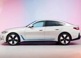 BMW випустила конкурента для Tesla Model S