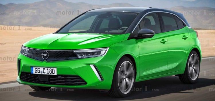 Нову Opel Astra продемонстрували на рендерах