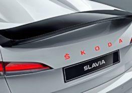 Оновлену Skoda Slavia засняли на тестах