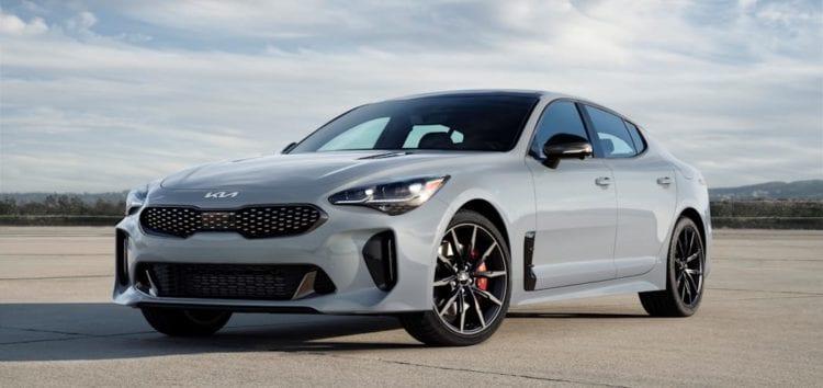 Kia представила новий спортивний седан