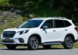 Subaru випустила в Японії оновлений Forester