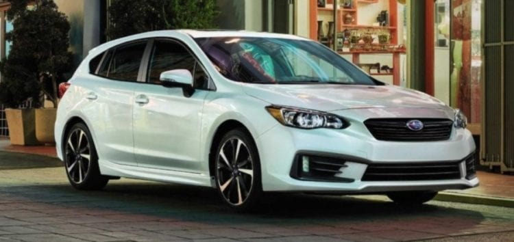 Subaru анонсувала нову Impreza