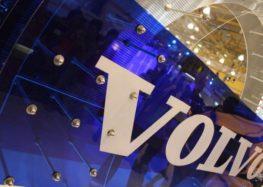 Volvo користуватиметься сталлю без викопного палива