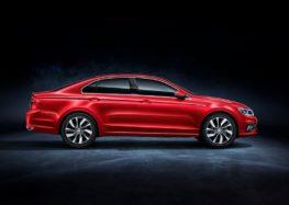 Volkswagen показал маленький Passat