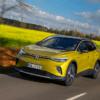 Тест-драйв Volkswagen ID.4 доступний у Pinterest