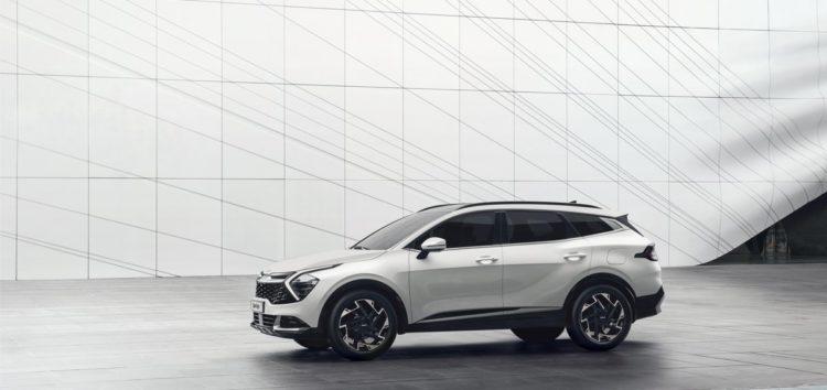 Компанія Kia показала модель Sportage п'ятого покоління