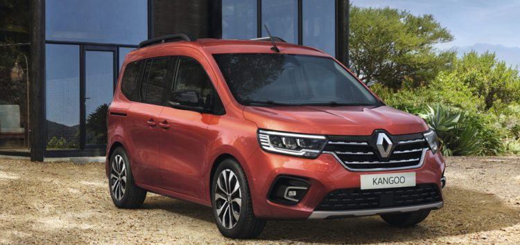 Компанія Renault випустила новий Kangoo