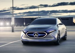 Mercedes до 2030 року вироблятиме лише електрокари
