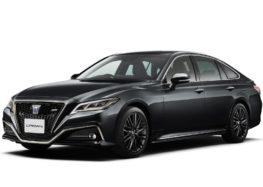 Toyota представила дві спецверсії Crown