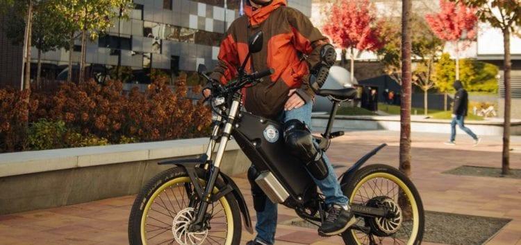 Електробайки DelFast закупить Каліфорнійська поліція