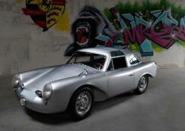 Єдиний екземпляр Porsche 356 виставили на аукціон