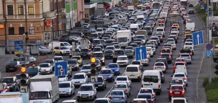 Українці не готові до відмови від авто через затори