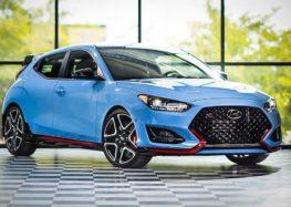 Hyundai завершує випуск моделі Veloster