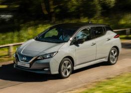 Електромобіль Nissan LEAF оснастять новою системою оповіщення пішоходів