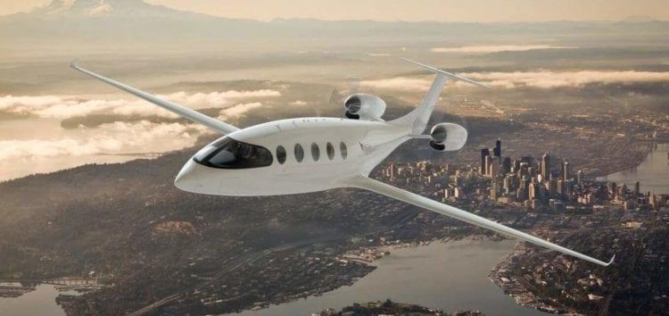 Компанія Eviation представила перший серійний електричний літак