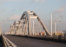 Кабмін виділив 500 млн грн на добудову Дарницького мосту
