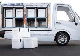 Tropos починає випробування сонячних батарей на кузовах своїх електромобілів