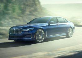 Власникам BMW Alpina не потрібні електрокари