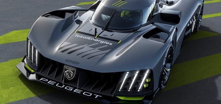 Peugeot показала офіційні фото нового 9X8