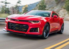 Chevrolet Camaro замінять електромобілем